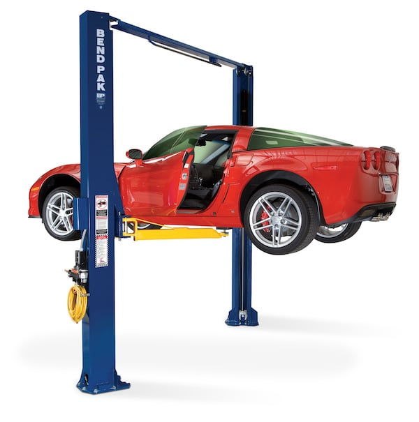 Car lift for home garage ceiling height