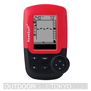 HawkEye FishTrax 1 Portable Fish Finder