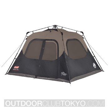 Coleman 6-Person Cabin Tent