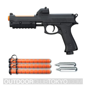 JT ER2-S Pump Pistol Kit Black