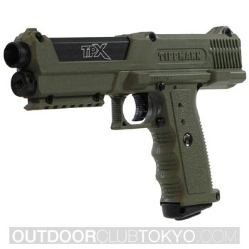 Tippmann TiPX .68 Caliber Paintball Pistol