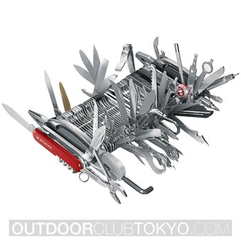 Wenger 16999 Swiss Army Knife Giant