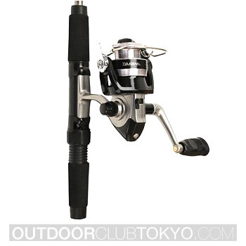 Daiwa Mini System Minispin Ultralight Spinning Reel