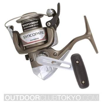 Shimano Syncopate Front Drag Spin Reel