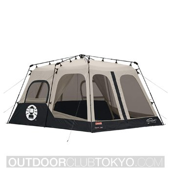 Coleman 14x10 Foot 8 Person Instant Set Up Camping Tent