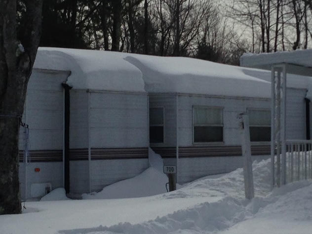 TipOut Covers for RVs or Mobile Homes