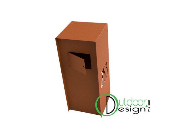 low maintenance letterbox