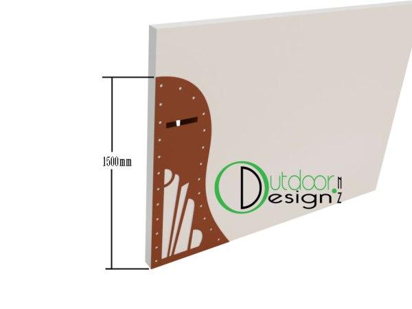art deco design mailboxes new zealand