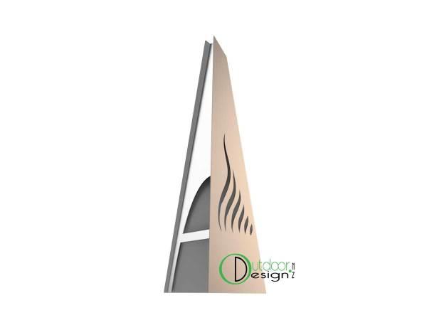 New Zealand Chiminea's Steel Outdoor Design NZ Order Now
