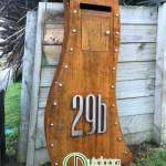 Steampunk Letterbox New Zealand