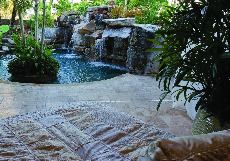 outdoor bedroom  Outdoor Design by Lucas
