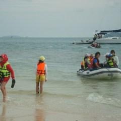 Adventure activities in Thailand