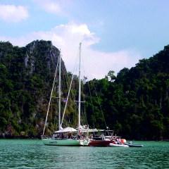 Phang Nga Sailing in Thailand
