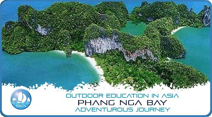 Outstanding beauty of Phang Nga Bay Adventurous Journey
