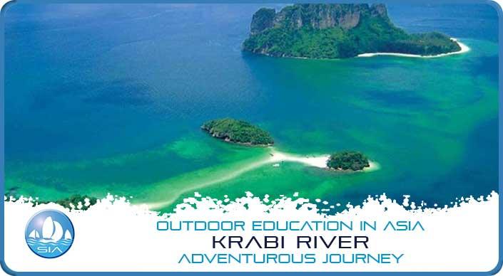 Spectacular tropical islands on Krabi River Adventurous Journey