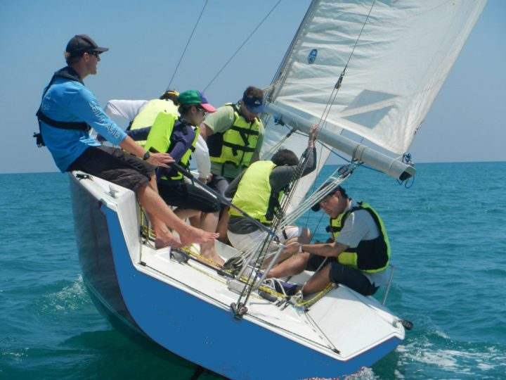Sailing Regatta Learn to Sail in Thailand
