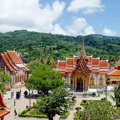 Temple Visit Local Trips in Phuket