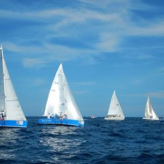 Sail racing in Thailand