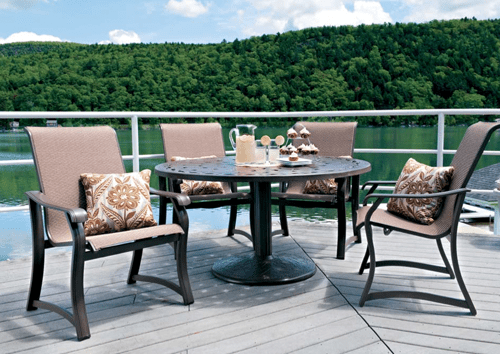 Outdoor Elegance Patio Design Center Telescope Casual
