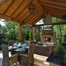 houston outdoor living space contractor