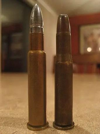 Winchester 30-30 cartridge