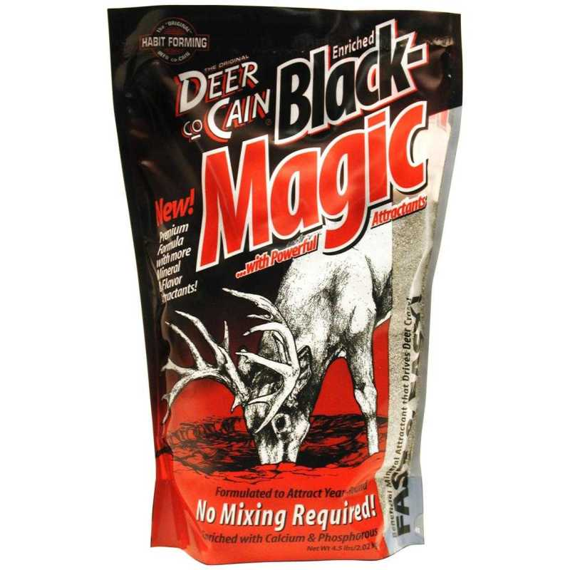 6-Pk. Evolved Habitats Deer co-Cain Black Magic