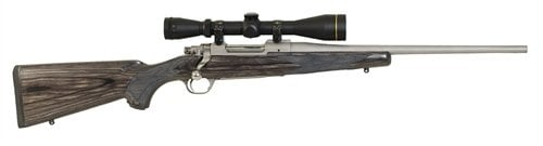 Ruger M77 Gunsite Scout Bolt-Action Rifles