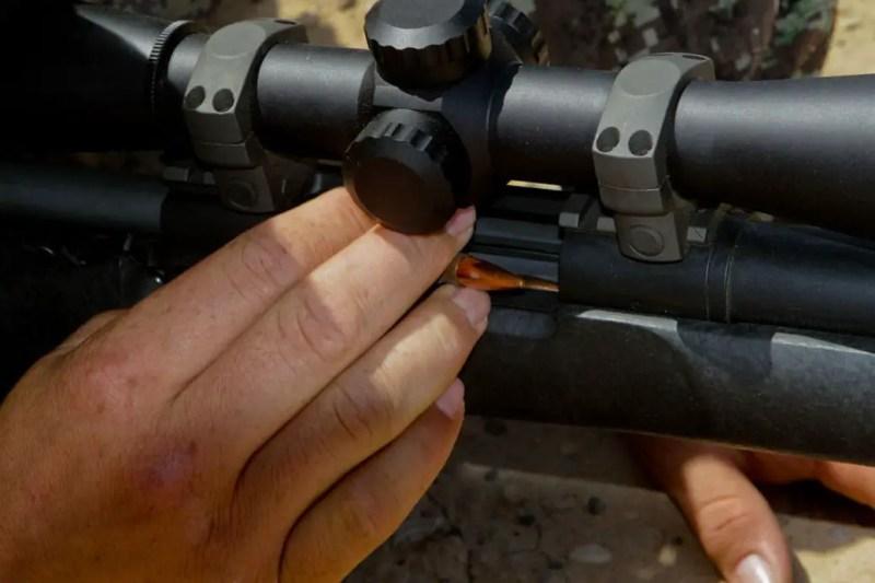 best rifle scope under 200