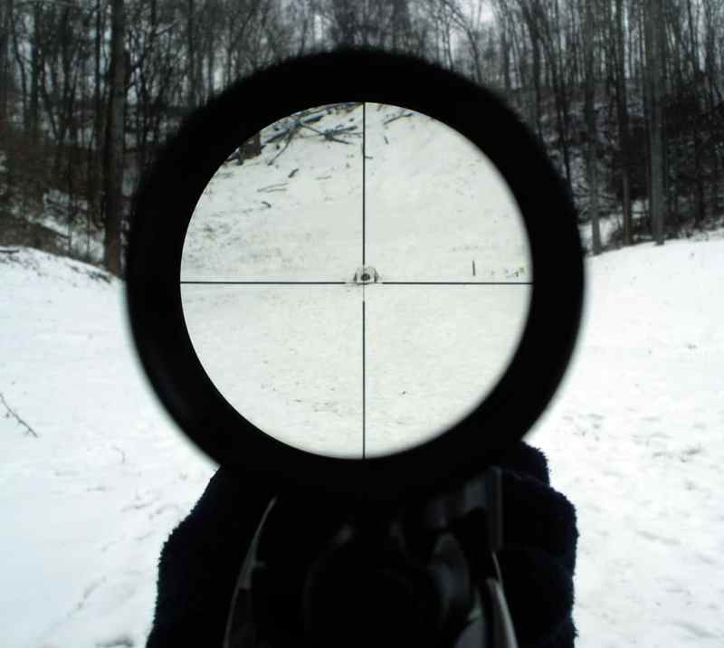 magnification of scope