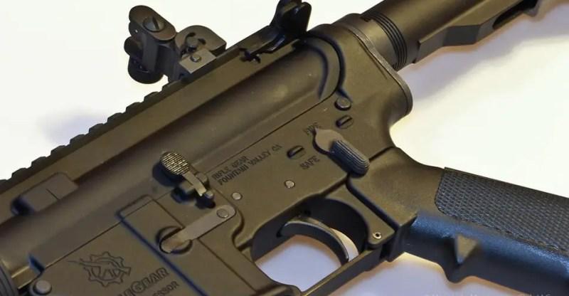 Best AR 15 Lower Receiver