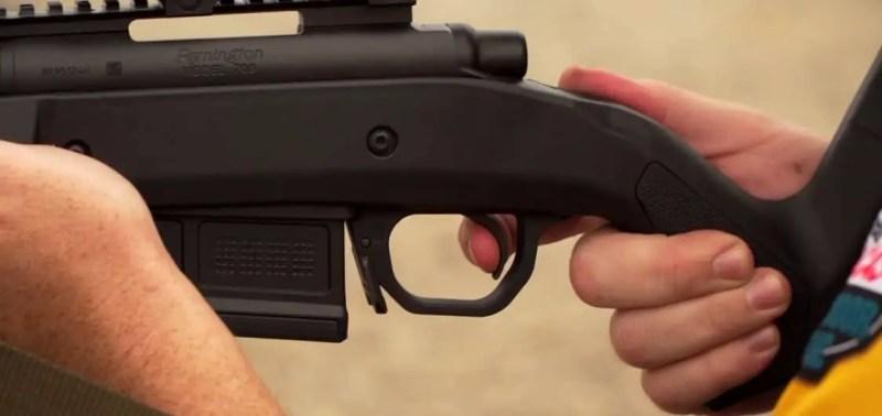 best trigger for remington 700