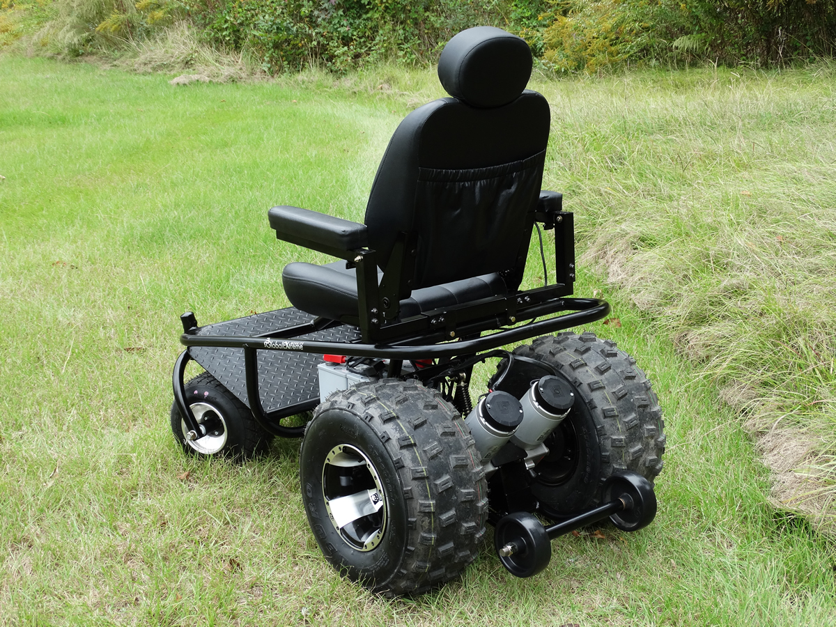all terrain electric wheelchair cool office chair mats outdoor extreme mobility powered a new definition of the nomad sm