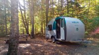 Top 5 Small Camping Trailers With Bathrooms (When Nature ...