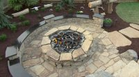 How to Build an Outdoor Stone Fire Pit | OutdoorFeeds