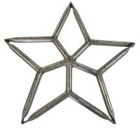 Star Fire Pit Burner for Gas Fire Pits