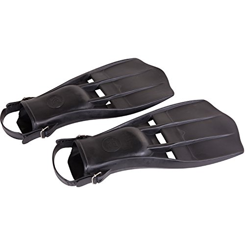 IST Deep sea scuba diving military fins - rubber rocket Traditional Proven Design with Vents to Assist Efficiency and Water Flow  Special Blade Curvature and Varying Degrees of Blade Flexibility Produce Positive Thrust  Used by Military with Very Flexible and Power  Durable and Comfortable Rubber Fins  Easy to Maneuver and Made with High Quality Rubber