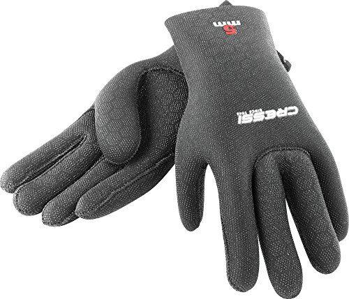 Cressi HIGH STRETCH Premium Neoprene Diving Gloves