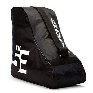 5th Element Adult Skate Bag - Black-White