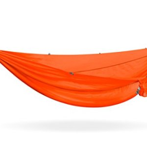 KAMMOK Roo Double Camping Hammock - Ember Orange