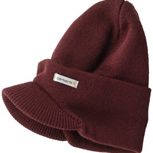 Carhartt Men's Knit Hat With Visor