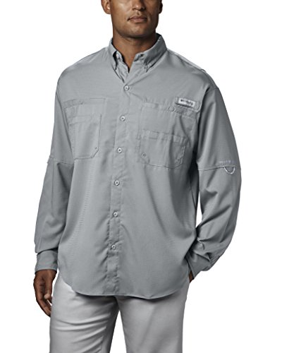 Columbia Men's PFG Tamiami II Long Sleeve Fishing Shirt