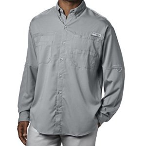 Columbia Men's PFG Tamiami II Long Sleeve Fishing Shirt