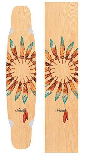 Volador 46inch Maple Dancing Longboard