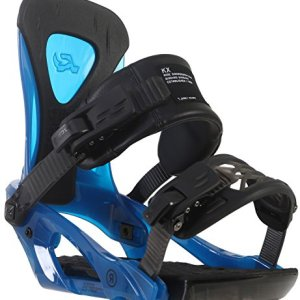 Ride Mens KX Snowboard Bindings