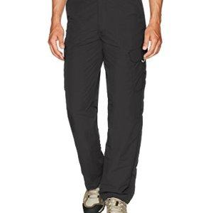 Wrangler Men's Authentics Outdoor Performance Nylon Cargo Pant
