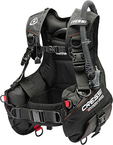 12 Weight Integrated Jacket Style Bcs: Cressi Start Pro Jacket Style Scuba Diving BCD Recommended