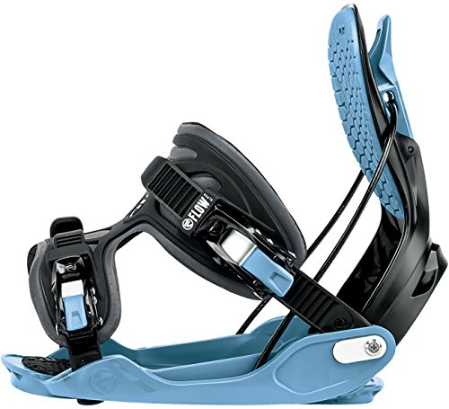 Flow Alpha MTN 2018 Snowboard Bindings Recommended