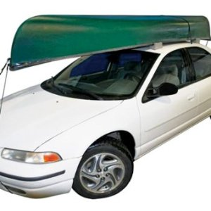Attwood Car-Top Canoe Carrier Kit