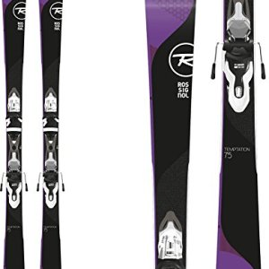 2018 Rossignol Temptation 75 Women's Skis w/ Xpres
