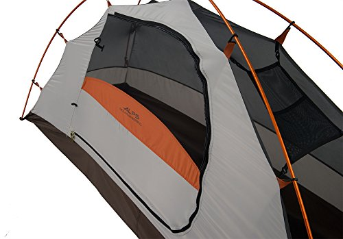 ALPS Mountaineering Lynx 1-Person Tent ALPS Mountaineering Lynx 1-Person Tent.   There's no get together dissatisfaction with our Lynx Tent arrangement; this detached, aluminum two-shaft configuration is a breeze to setup.  Polyester tent fly opposes water and UV harm while including one vestibule for additional capacity space.  Fully outfitted with #8 zippers, stockpiling takes, equip hang, stakes, fellow ropes and one doorway.  The ALPS Mountaineering Lynx Tent is on our smash hits show; it's an unquestionable requirement have for your next adventure